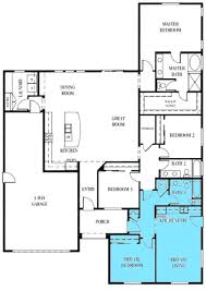 multigenerational house plans with two kitchens new house plans ranch 3 car garage innovation ideas 2