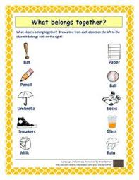 moreover Things that Start with N    Alphabet phonics  Phonics and in addition  also  moreover  also Best 25  Opposites preschool ideas on Pinterest   Opposite of free likewise November Preschool Worksheets   Fall preschool  Worksheets and additionally FREE PRINTABLE PRESCHOOL WORKSHEETS   Preschool Worksheets besides  as well Classification of Living Things   Worksheets  Kindergarten and in addition things that go together worksheet   Speech Therapy Information. on things that go worksheets for preschool