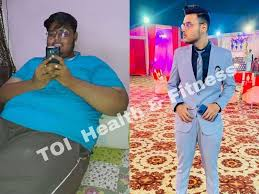 """Weight loss story: """"I have 5 meals every day and have lost 80 kilos so far  with my new lifestyle"""" 