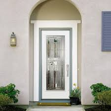 single front doors for homes