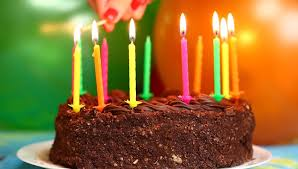 Candles On The Birthday Cake Stock Footage Video 100 Royalty Free 4612967 Shutterstock
