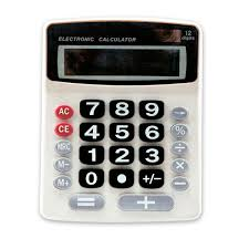 math calculators full size desktop calculator jumbo keys
