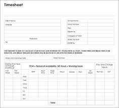 Calculator For Timesheet Free Excel Timesheet Upliftpost Co