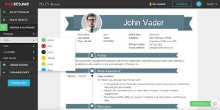 Resume Maker App Mac Pelosleclaire Com