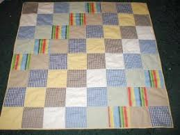 Easy Diagonal Squares Baby Quilt | The Christian Homekeeper™ & Using strip piecing and easy machine quilting, I constructed this entire  quilt in about 5 hours. My brother-in-law and his wife are due to have a  baby in a ... Adamdwight.com
