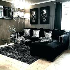 black living room ideas pictures black couch layout design minimalist black couch decorating ideas home designing