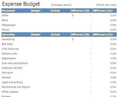 financial budget template personal expense budget template personal financial budget