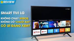 Smart Tivi LG 4K: độ nét tốt, âm thanh ổn, hơi tiếc về hệ điều hành  (UN7000PTA) • Điện máy XANH - YouTube