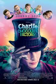 charlie and the chocolate factory film
