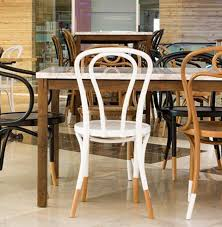 french cafe chairs. Bentwood Rattan French Cafe Chairs