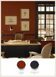 Traditional Home Office Design Inspiration Home Office Colors Laeti
