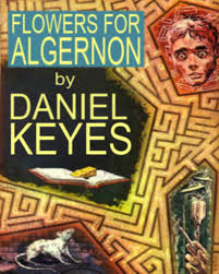 jakeshaker review flowers for algernon daniel keyes literally all the covers are disgusting