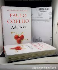 book review adultery by paulo coelho signed copy