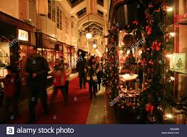 Burlington Christmas Lights 2018 Burlington Arcade Christmas Stock Photos Burlington Arcade