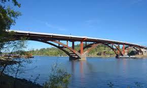 Ark Bridge Design Sellwood Bridge Wikipedia