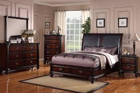 wood queen bedroom sets. Brilliant Wood Dark Wood 5 Piece Kingqueen Bedroom Set On Wood Queen Bedroom Sets