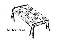 The 25+ best Quilting frames ideas on Pinterest | DIY machine ... & free quilt frame plans, build a quilt frame, instructions, making a quilt  fram Adamdwight.com