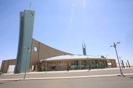 """جامعة تبوك в Twitter: """"المسجد الجامعي بجامعة تبوك، عندما تمتزج الحضارة  الإسلامية بجمالية الإنشاء #جامعة_تبوك… """""""