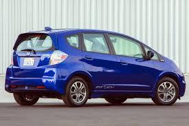 Honda Fit Ev Price Used