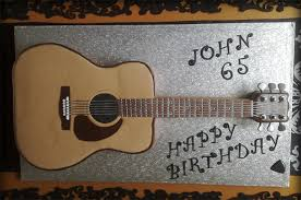 acoustic guitar cake template printable 14 awsome guitar cake templates designs free premium templates