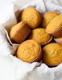 Simple Honey Cornbread Muffins Fork Knife Swoon
