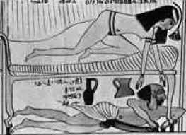 Resultado de imagen para Papiro Erótico de Turín