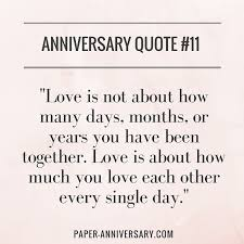 Love Is Quotes For Him New 48 Perfect Anniversary Quotes for Him Paper Anniversary by Anna V