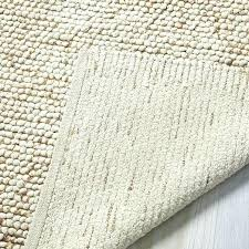 pottery barn chevron wool jute rug reviews chunky gray scroll to previous item wall mini pebble