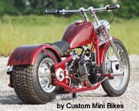 custom mini choppers why they matter