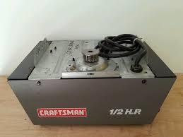 belt drive garage door openerHow To Adjust A Craftsman Belt Drive Garage Door Opener