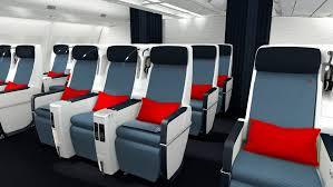 Air France Unveils New A330 Premium Economy And Economy