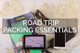 list for traveling family road trip packing list what not to pack