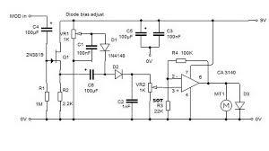g0cwa rf signal generator amplifier schematic