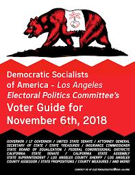 Guide 2018 General la Dsa Voter Election wfvCq