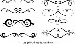 12 3 4 5 next. Decorative Swirls Svg Free Vector Download 119 307 Free Vector For Commercial Use Format Ai Eps Cdr Svg Vector Illustration Graphic Art Design