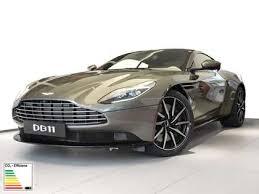 Aston Martin Db11 In Grün Gebraucht Kaufen Autoscout24
