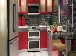 Kitchen Cabinets Painted Red Red Kitchen Cabinets Doors Red Paint Colors Kitchen Walls Glass