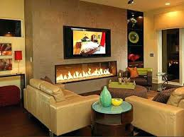 linear fireplace with tv above linear fireplace with tile surround and above over fireplace ideas an overview of options linear fireplace tv