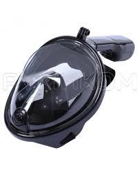 Купить Подводная <b>маска</b> с трубкой для Xiaomi Yi Action (черный ...