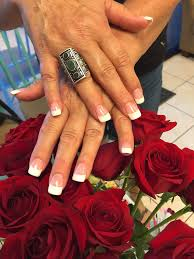 nails chandler az new sns french tip yelp