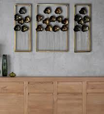 copper metal decorative wall art by