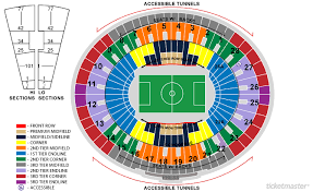 Montreal Canadiens Bell Center Seating Chart Sleep Train Amphitheater Online Charts Collection
