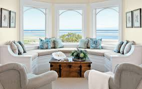 Beach Living Rooms Living Room Elegant Beach Themed Interior Design On Interior