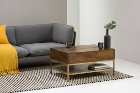 lomond lift top coffee table with