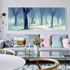 china bedroom wall art modern oil
