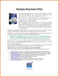 executive business plan template business plan template all 8 example of a layout bussines proposal