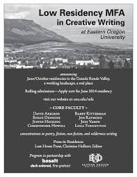 PSU Creative Writing Darla Mottram