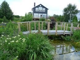 Small Picture rustic garden bridge design 3d model 8 ft short posts garden