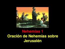Resultado de imagen de oracion de nehemias imagenes