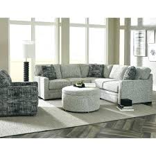 ventroso 2 pc leather chaise sectional sofa contemporary gray piece with